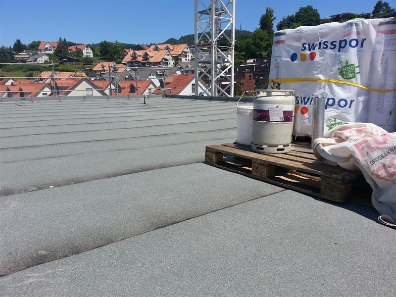 Sistemul Termoplan de la swisspor pentru acoperisul plan